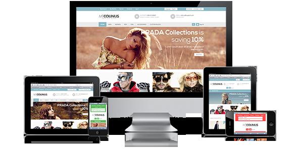 Изработка на онлайн магазин от BSB Web