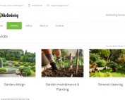 Services - NikoGardening