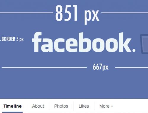 Всички Facebook размери – публикации и реклама